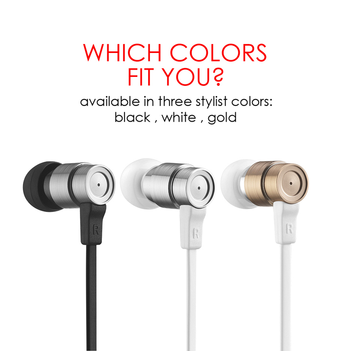Wallytech Smart Steel W805 Performance In-Ear Earphones with Built-In Microphone for Apple iOS for Samsung Android privatization and firms performance in nigeria