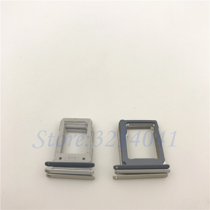 10-50Pcs/Lot New Original Housing SIM Card micro SD Tray Slot Holder For Samsung Galaxy A8 A8000 Repair parts