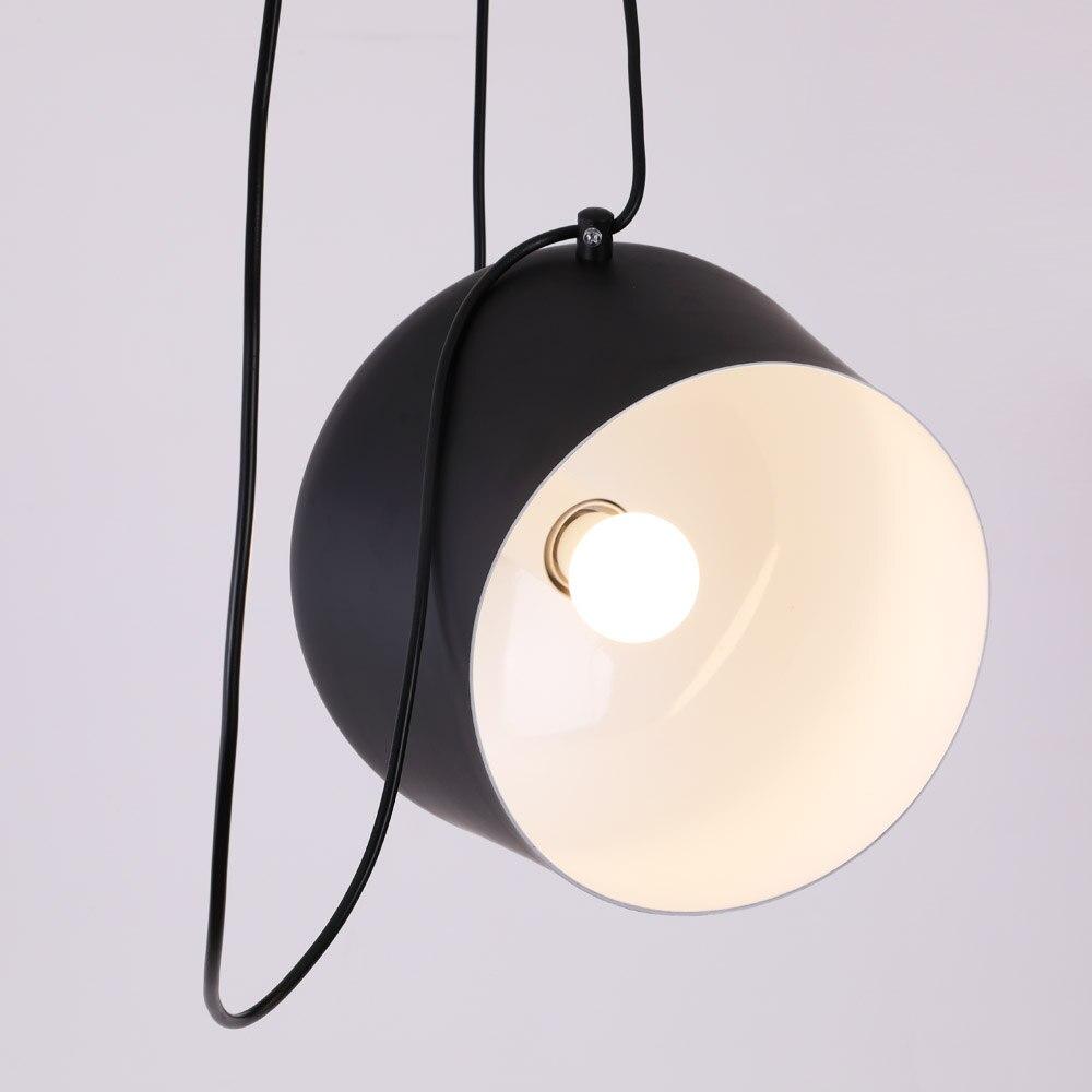 sala de estar guindaste passaro moderno lampadas levou 06