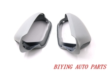 4GD857527A 4GD 857 528A 1 Pair Side Assist Rear Mirror Covers Outside Mirrors 4GD 857 527 A 4GD 857 528 A For Audi A6 C7 цена