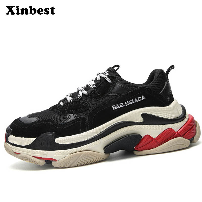 Xinbest New Women Running Shoes Man Brand Sports Run Outdoor Athletic Sport Shoes For Men Lovers Large Size 34-44 Womens Sneaker tba breathable running shoes for men lovers sport run women brand summer outdoor athletic mesh men s sneakers large size 34 47