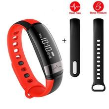 2017 M6 Спорт Smart Band Водонепроницаемый Bluetooth браслет, трекер активности сердечного ритма Мониторы SmartBand сообщение напоминание браслет