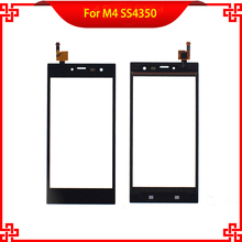 High quality Touch Screen For M4 SS4350 S4350 4350 TEL Free Tools Black color