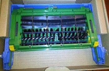 Rodillo principal cepillo de limpieza de módulo de cabeza para IRobot Roomba 527, 510, 530, 527, 560, 500 de la serie Piezas de limpiador de vacío de accesorios