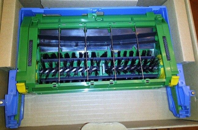 Rouleau principal Brosse De Nettoyage Tête Module pour IRobot Roomba 527 510 530 527 560 500 Toutes Les Séries Aspirateur Pièces accessoires