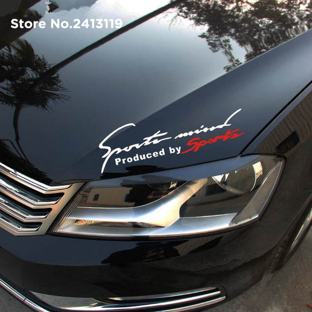 Car stickers reflective lamp eyebrow captivating sports styling for alfa giulia sprint 156 mito rl 6c