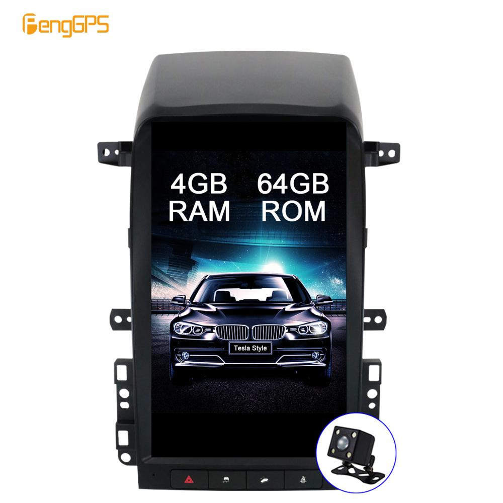 13 8 Inch Fast Boot Vertical Screen 6 Core Android 8 1 Navigation Radio For Chevrolet