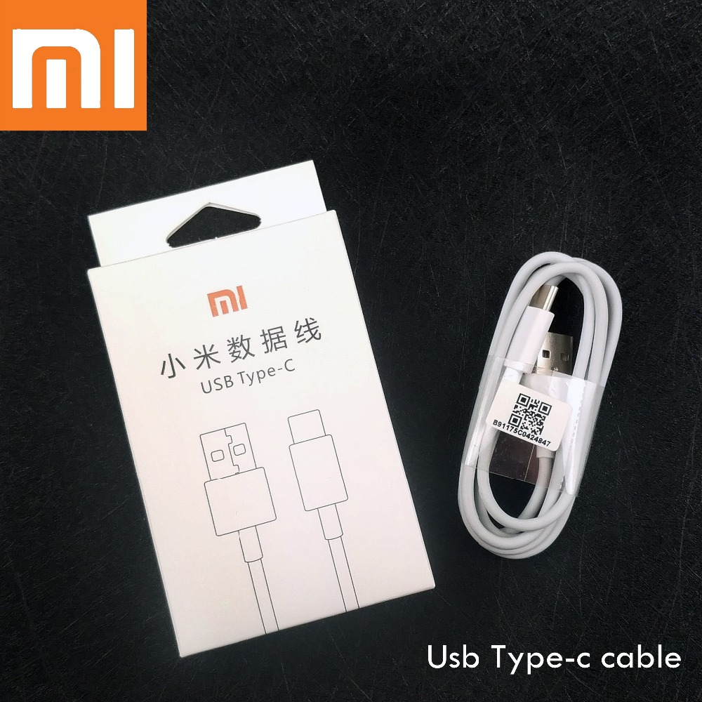 Mobile Phone Chargers Cellphones & Telecommunications Flight Tracker Original Xiaomi Mi A2 Charger Cable White 100cm Usb Type C Quick Fast Charge Cable For Mi 6 8 Se Max 3 Mix 2 2s Mi6 Mi8 Mi5 A1
