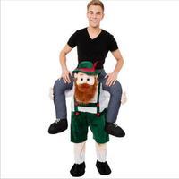 Yeni Yenilik Komik Cosplay Oktoberfest Fantezi Pantolon Fantezi Giydir Parti Kostüm Fantasia Yetişkin Çocuk Sevimli Maskot Kostüm