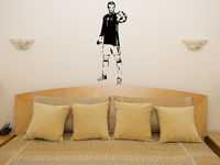 Os1699 Manuel Neuer Goalkeeper Football Player Decal Wall Sticker Picture Free Shipping Free Shipping