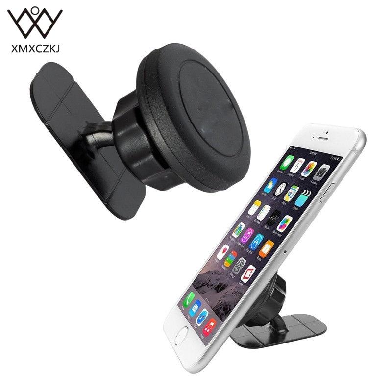 Universal Stick On Dashboard Magnetic Car Mount Holder 360 Degree - Ανταλλακτικά και αξεσουάρ κινητών τηλεφώνων - Φωτογραφία 2