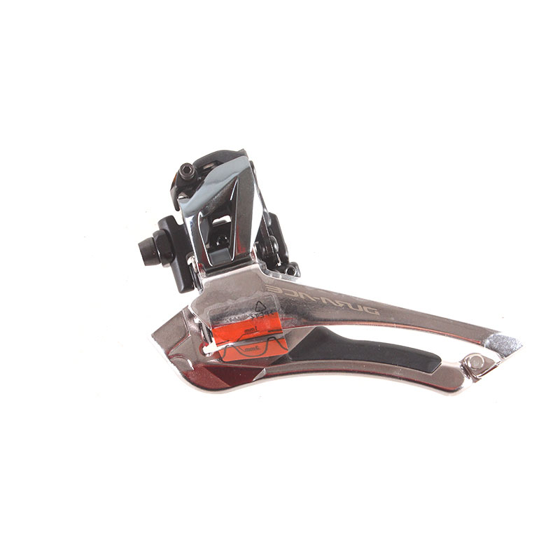 SHIMANO DURA-ACE 9100 FD R9100 2s Speed Front Derailleur Direct Mount for Road Bike Bicycle Part nos shimano xtr front derailleur fd m961 dual pull bottom swing 34 9 new in box