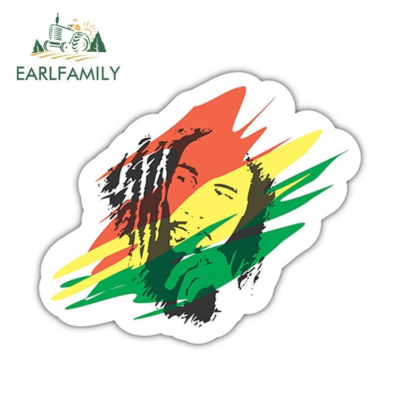 3/'/' 5/'/' Reggae Music Label Car Bumper Sticker Decal 6/'/' or 8/'/'