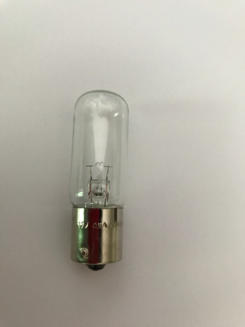 Replacements For Dr. Fischer Germany 399N Lamp (Erstwhile Philips 399N) 12V  0.5A