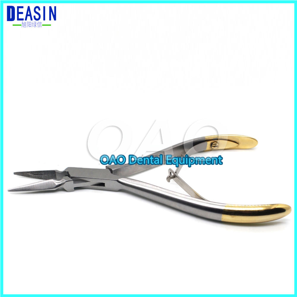 Dental stump Tweezers Tooth removal Tweezers Minimally invasive grip Tooth forceps good quality 2016 new dental forceps for children s tooth forceps set of 7 pieces of suit for children s tooth forceps