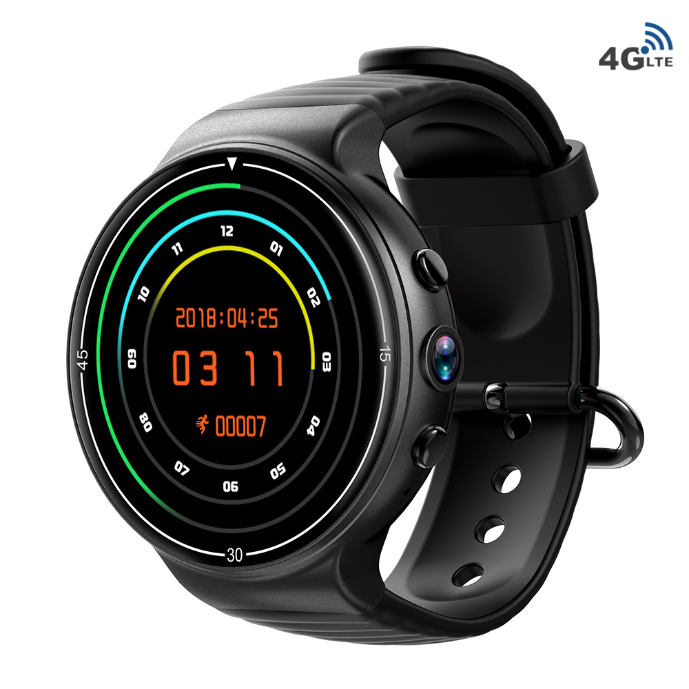 IQI I8 4G Smart Watch Phone Call Watch 1GB 16GB Android 7 0 MTK6737 Sports Fitness