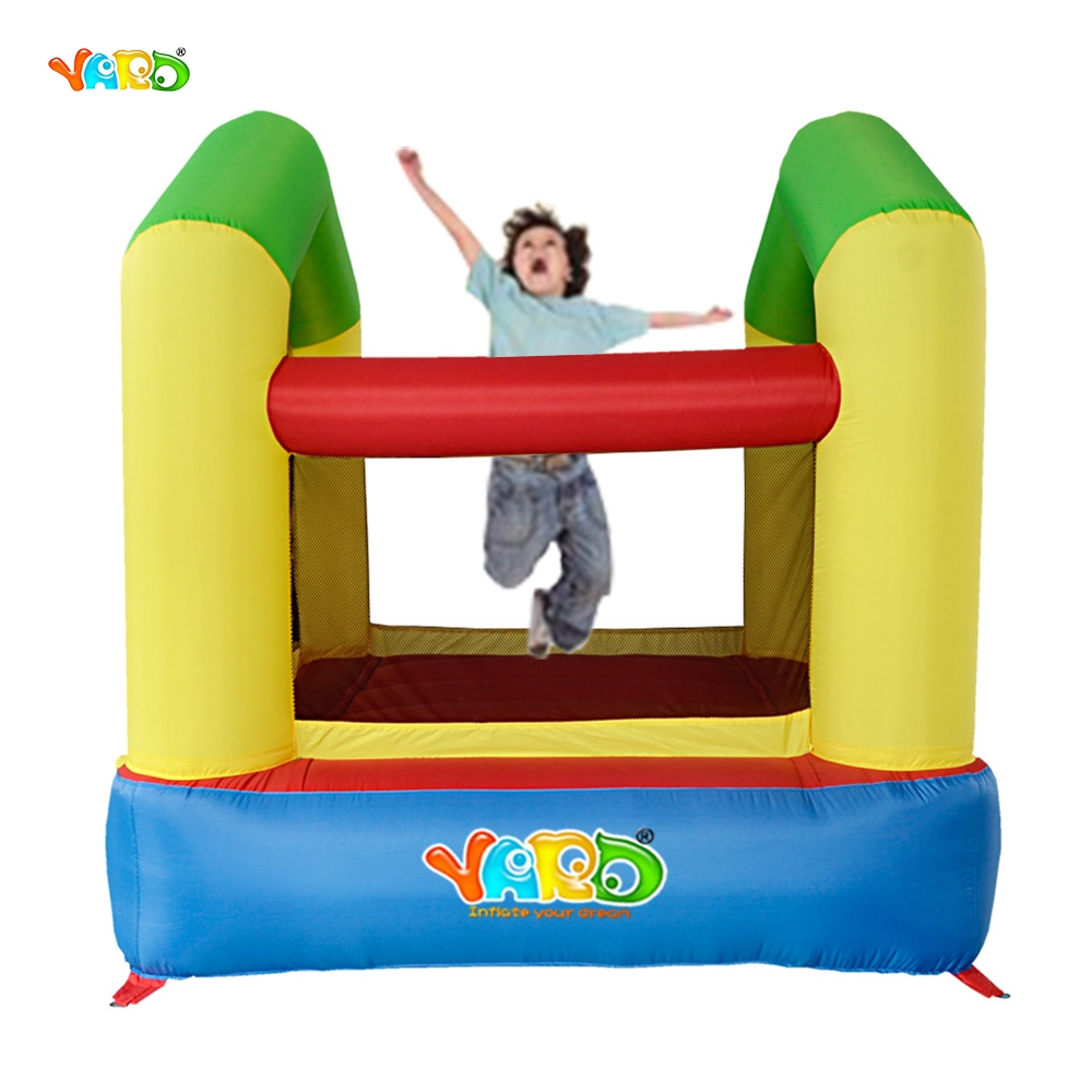 YARD Jumping Jumper Inflatable Bouncing Castle Bouncy Castle font b Bouncer b font Inflatable Castle Kids