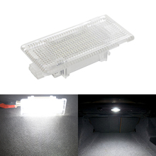 OEM-заменить Ксеноновые белые 24-Led задний багажник площадь грузовой Чемодан лампа для 3rd Gen Mini Cooper F55 F56 авто-Стайлинг