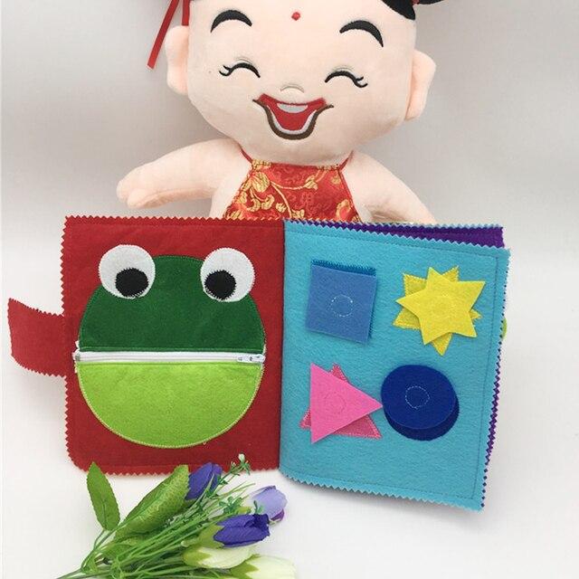 libros infantiles tela
