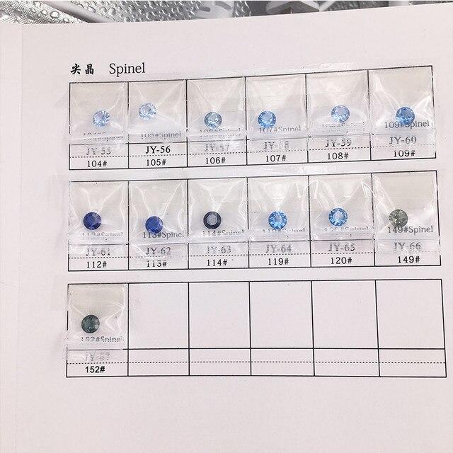 Купить синтетический корундовый синтетический камень 6 мм 54 шт 13 картинки