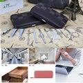 12in1 profesional Pedicura/Manicura Conjunto Cortaúñas Cutícula Kit De Aseo Caso de calidad de los productos perfectos, de gama alta.