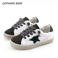 CCTWINS KIDS 2018 Spring Children Fashion Star Shoe Baby Boy Brand Sport Sneaker Girl Toddler Casual
