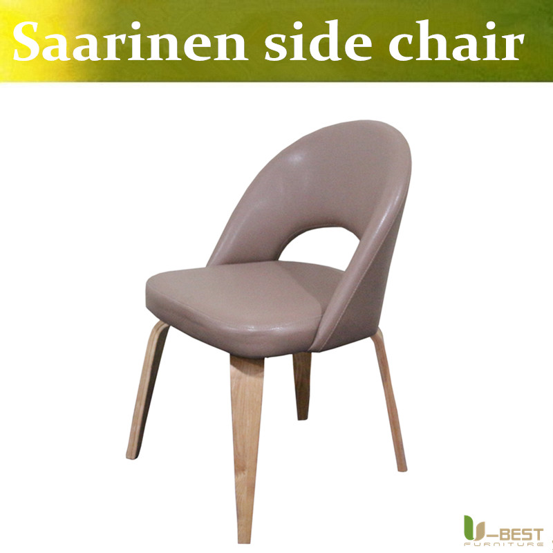 Free shipping U-BEST upholstered side chair dining room chair hotel luxury dining chair free shipping u best kitchen