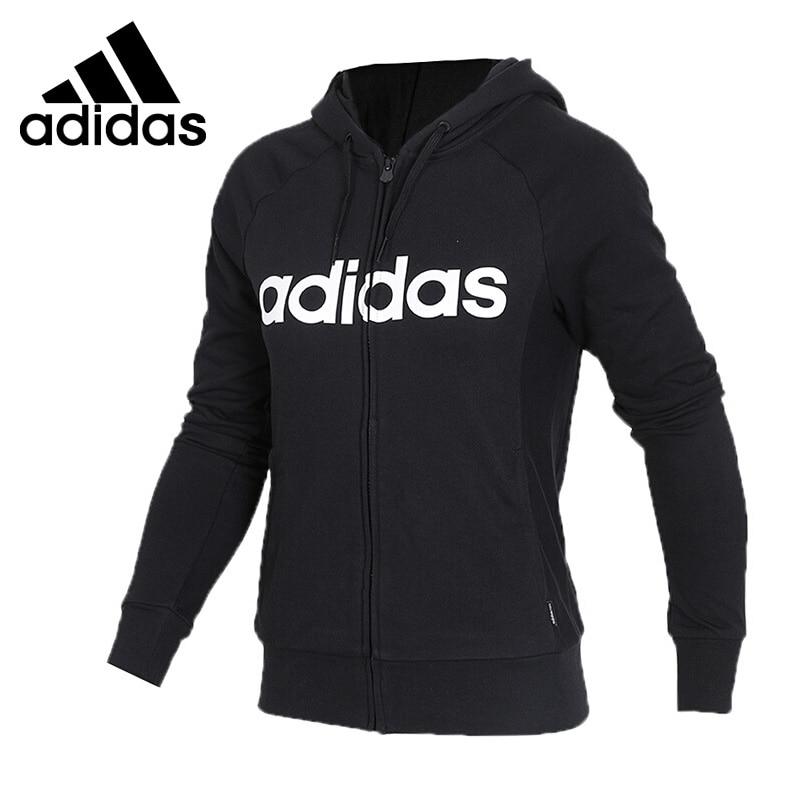 Original New Arrival 2018 Adidas NEO Label W CE ZIP HOODIE Women's jacket Hooded Sportswear original new arrival 2018 adidas neo label w cs zip hoodie women s jacket hooded sportswear