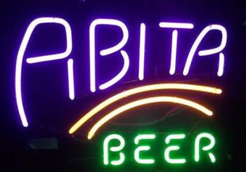 Abita Glass Neon Light Sign Beer Bar