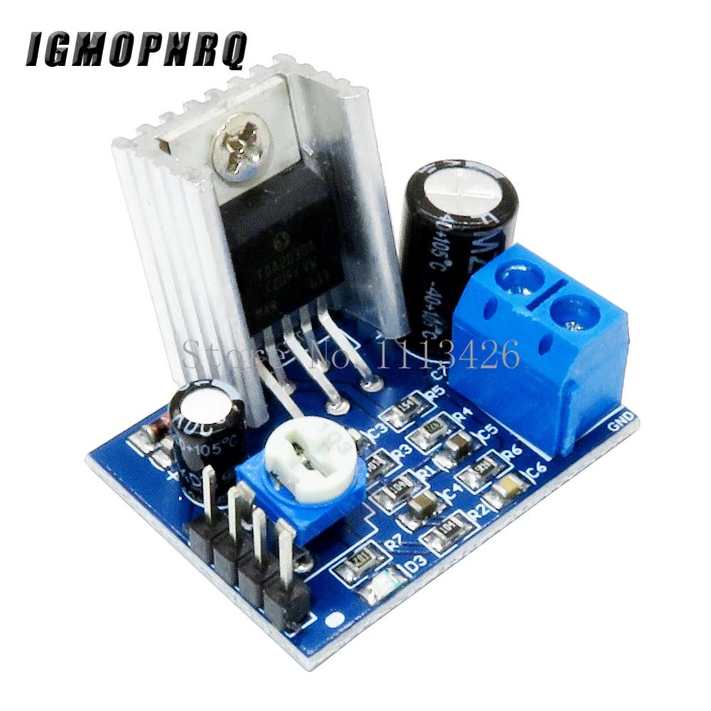 5pcs DIY Kit Parts 6 12V Single Power Supply Audio ...