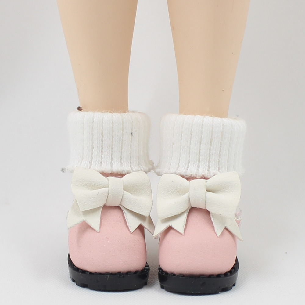 Neo Blythe Doll Bowknot Shoes 6