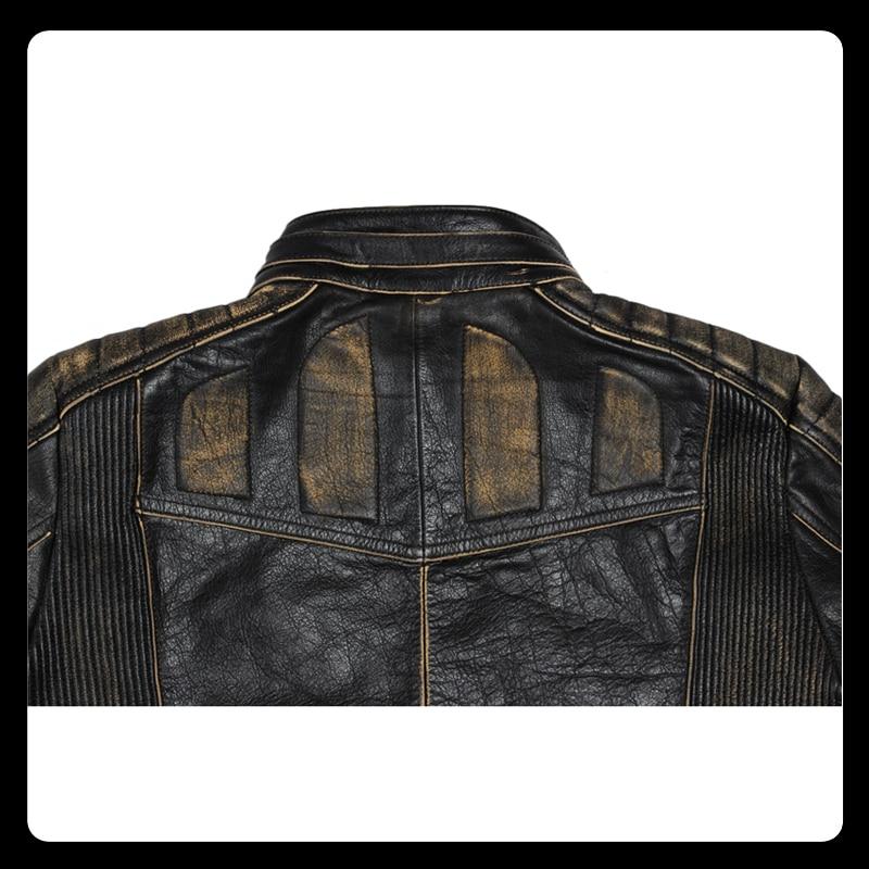 HTB1n Nat9iQuJjSsphq6zMhpXaX MAPLESTEED Vintage Motorcycle Jacket Men Leather Jacket 100% Cowhide Genuine Leather Jackets Mens Biker Coat Moto Jacket 5XL 090