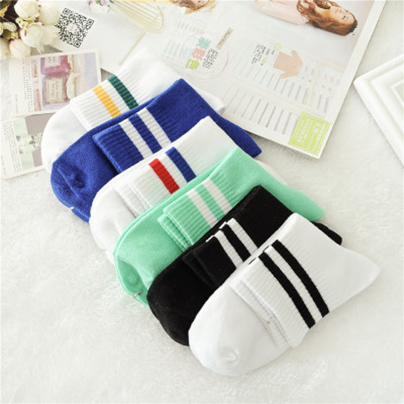 Neue Harajuku Baumwolle Skateboard Socke Herbst Socken Hip Hop Meias Calcetines Unisex Bequeme Socken Calcetines Hombre