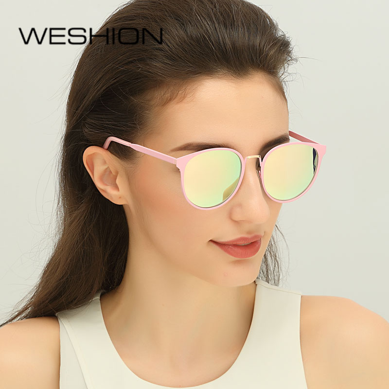 Devoted Girls Kids Sunglasses Pink Vintage Round Sun Glasses Uv 400 Children Sunglass Oculos De Sol Lunette De Soleil High Quality Materials Girl's Glasses Girl's Sunglasses