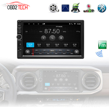 Android Bluetooth Autoradio Multimedia Player font b Car b font Stereo FM font b Radio b