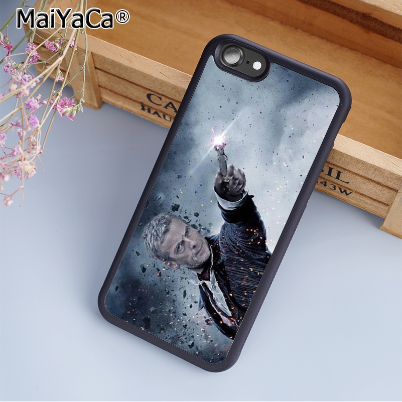 Fitted Cases Self-Conscious Maiyaca Doctor Who Peter Capaldi Phone Case Cover For Iphone 5s Se 6 6s 7 8 Plus 10 X Samsung Galaxy S6 S7 S8 Edge Note 8 To Rank First Among Similar Products Cellphones & Telecommunications