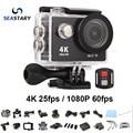 Fashional EKEN H9/H9R remote Action camera Ultra HD 4K WiFi 1080P/60fps 2.0 LCD 170D lens Helmet Cam go pro waterproof camera