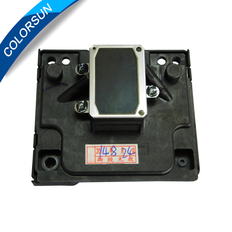 100% new and original F181010 Printhead Print Head for Epson T10 T13 T20 T21 T22 T23 T24 T25 T26 T27 L100 L200 print head brand new for epson original dx4 printhead for roland fj740 540 solvent print head get 2pcs dx4 small damper as gift