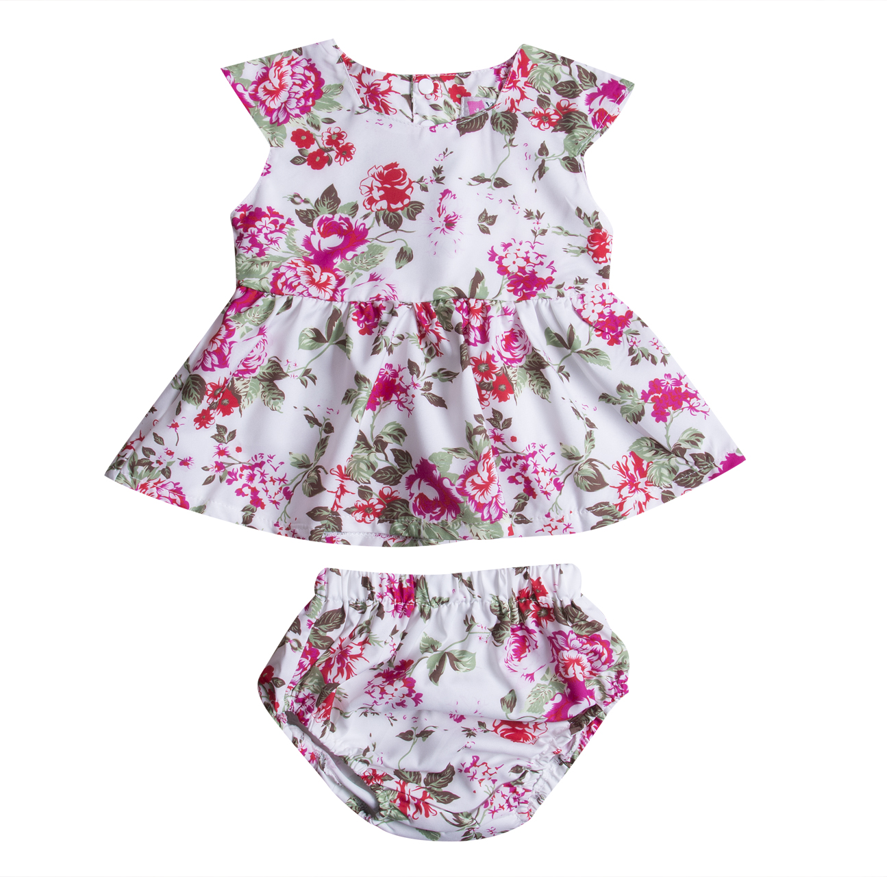 Cute Newborn Toddler Infant Baby Girl Clothing Outfits Sleeveless Loose Floral Tops Shorts Bottoms Two Piece Set cute toddler baby girl cotton floral leopard bodysuit shoe hairband 3pcs outfits set summer newborn baby girl clothes