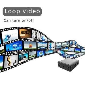 Image 5 - XD IR CUT ミニカメラ最小 1080 1080p フル HD ビデオカメラ赤外線ナイトビジョンマイクロカムモーション検出 DV セキュリティカメラ