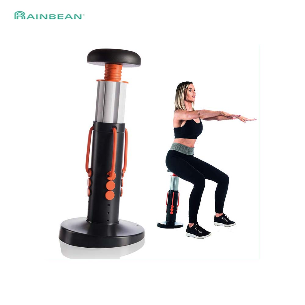 Full Body Exercise Squat Magic Home Gym Workout For Lower Body And Core Workout Exercise Machine As Seen On High Street TV