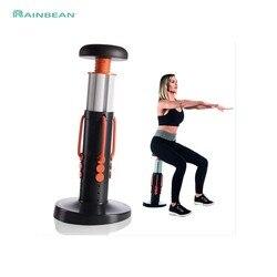 Полностью Упражнение тело кальат Магия дома тренажерный зал тренировки для нижней части тела и ядро тренировка, Упражнение Машина, как видн...