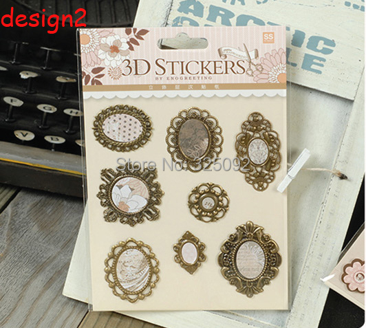Mini Vintage Picture Frames Choice Image - origami instructions easy ...