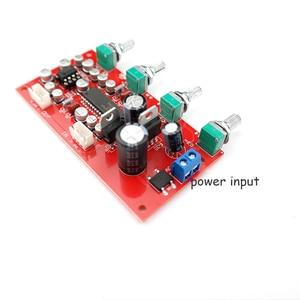 Image 2 - UPC1892CT Voorversterker Toon Boord Voorversterker NE5532Tone Controle Potentiometer Scheiding Dual Dc 12 V 24 V