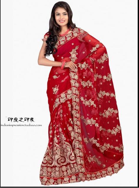 Traditionellen indischen kleidung Saree Sari Indian saree Frauen ...