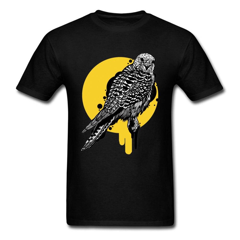 3D Printed Golden Hawk Birthday Short Sleeve Father Day Tops Shirt Prevailing O Neck Cotton Tee Shirt Mens Tshirt