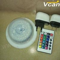 6 PZ DHL LIBERA il Trasporto impermeabile ip68 a pile cordless led lighting control da remoto