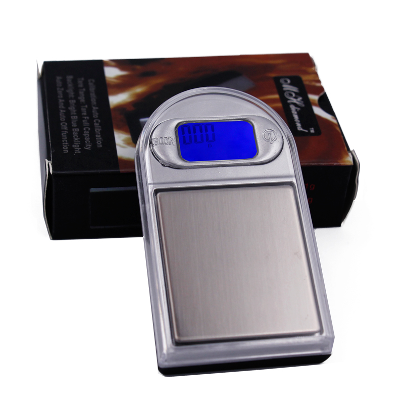 hot sales Mini font b electronic b font Pocket Lighter Style LCD Digital 0 01 200g