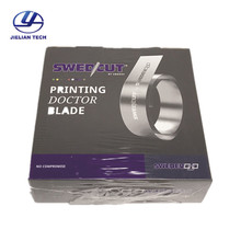 T0.2mm*W35mm*L100m Sweden Swedcut MicroNox II Stainless steel Printing Doctor Blades