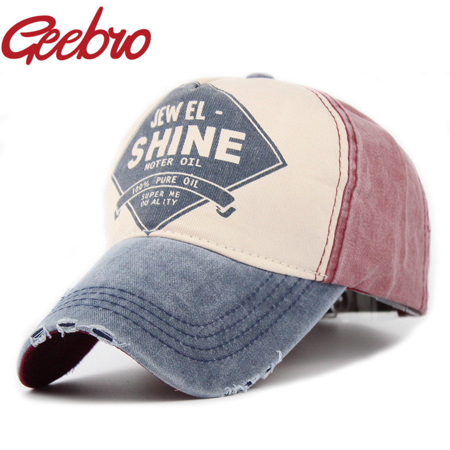 Fashion Brand Shine Snapback Baseball Cap Snapback Sports Hiphop Caps Full  Closed Patchwork Dad Hat Sun Hats for Men Women JS012-in Baseball Caps from  ... 45c1d927e